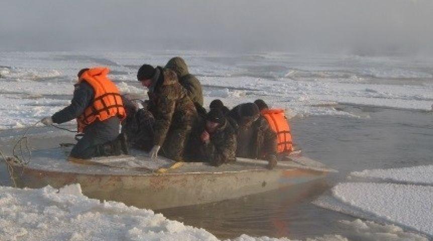 омский рыбак