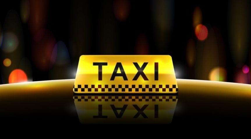 Картинка для визитки такси