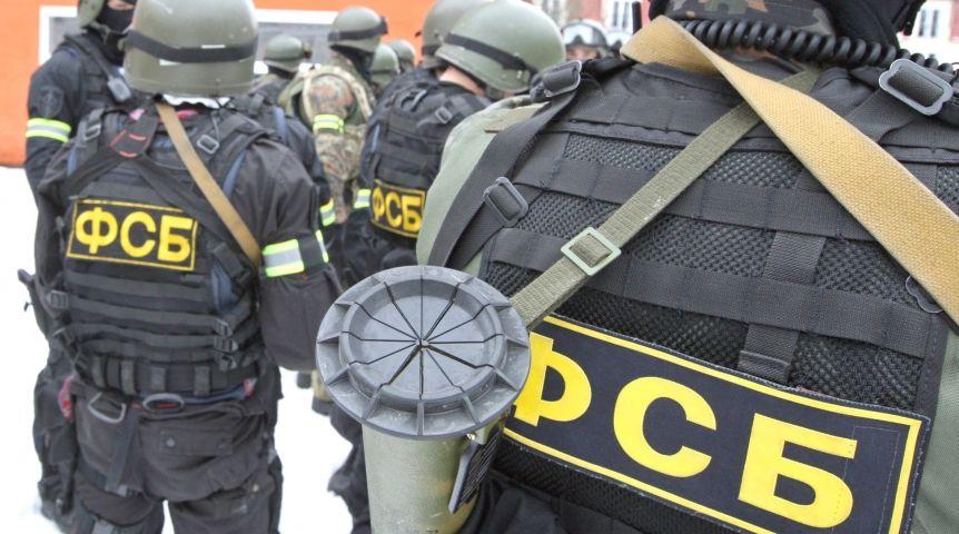 ФСБ сообщила опредотвращении серии терактов в российской столице