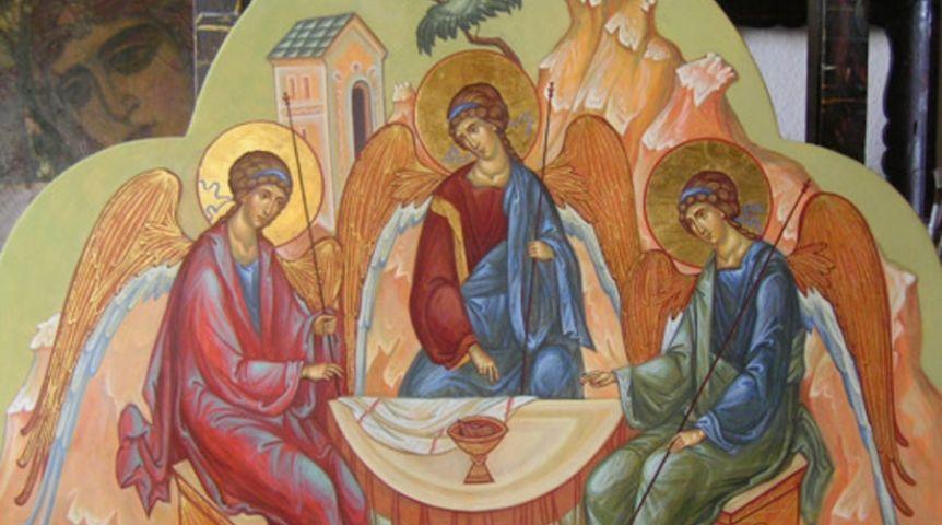 День Святой Троицы: Ввоскресенье