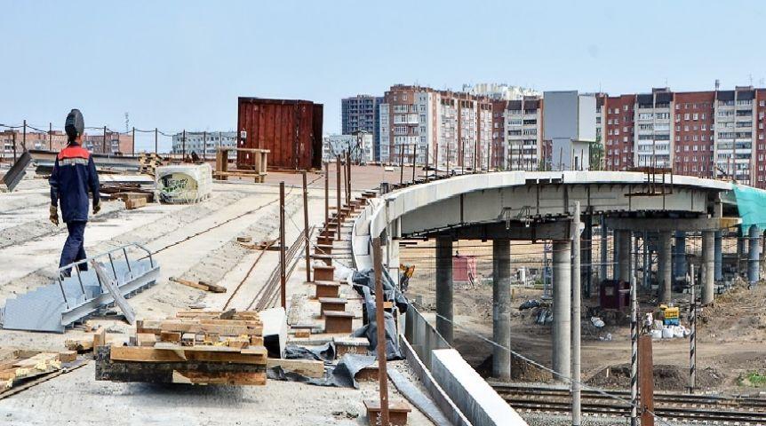 Назван срок ввода важного путепровода вОмске стоимостью неменее 700 млн руб.