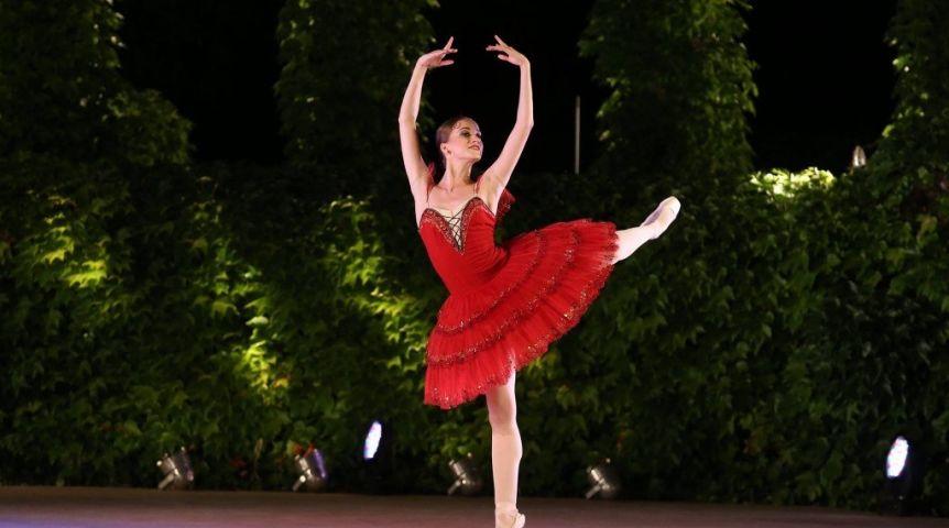 Красноярская балерина стала призером престижного интернационального конкурса