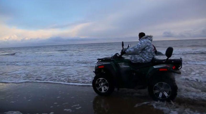 Российская арктическая пехота пойдет вбой наквадроциклах