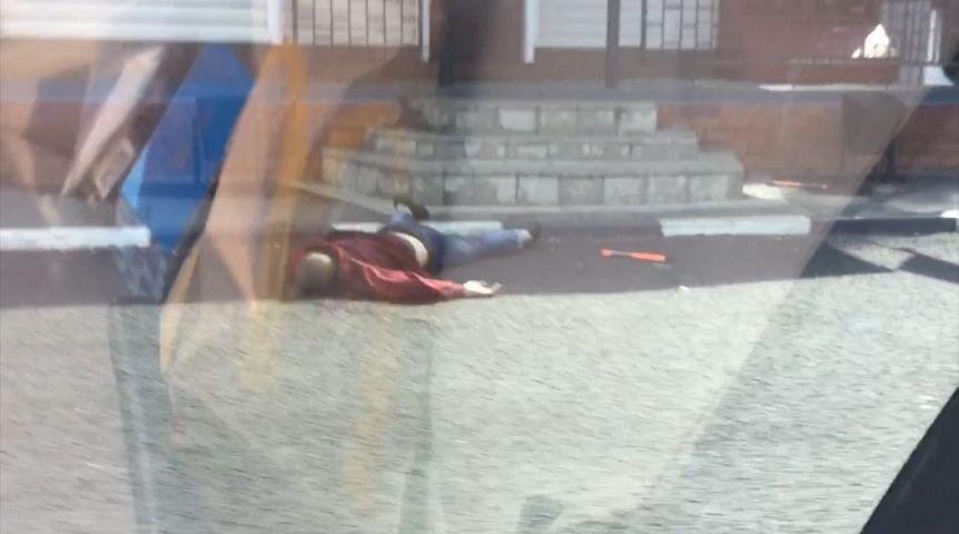 Оба напавших напост ДПС вПодмосковье застрелены полицией