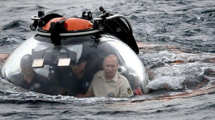 Путин иДиКаприо озвучат фильм оБайкале