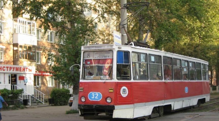 Сегодня вечером омичи не дождутся трамваев на улице Жукова