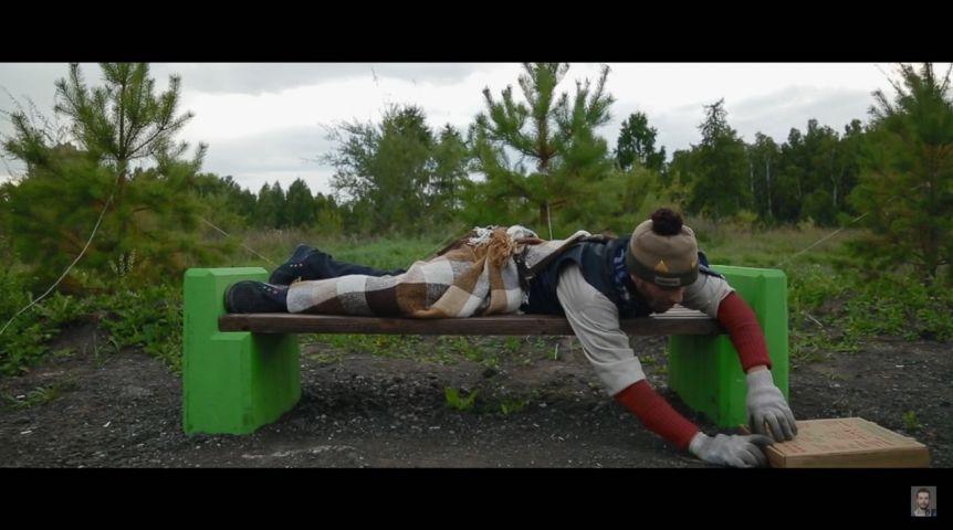 Омские пранкеры сняли социальный эксперимент вПарке им300-летия Омска