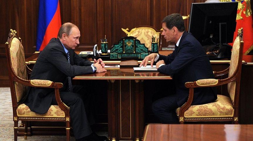 Путин поручил главе Олимпийского комитета Жукову помогать Омской области