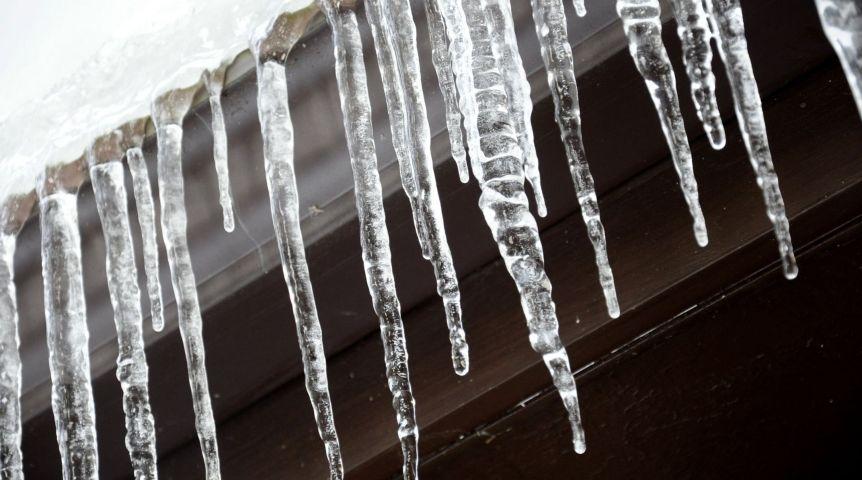 Босс омскойУК «Труд» заплатит 350 тыс. заупавший наребенка снег