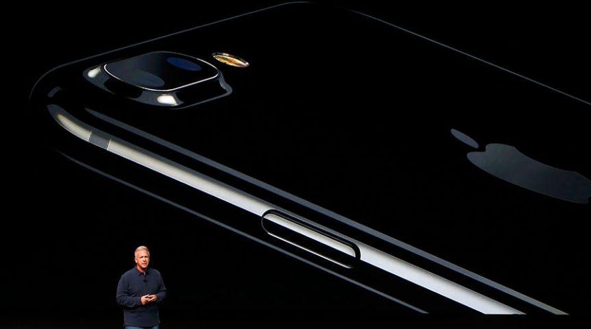 Apple представила водонепроницаемый iPhone 7
