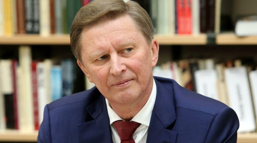 Иванов поведал охолодной войне между Россией иЗападом— Факт жизни
