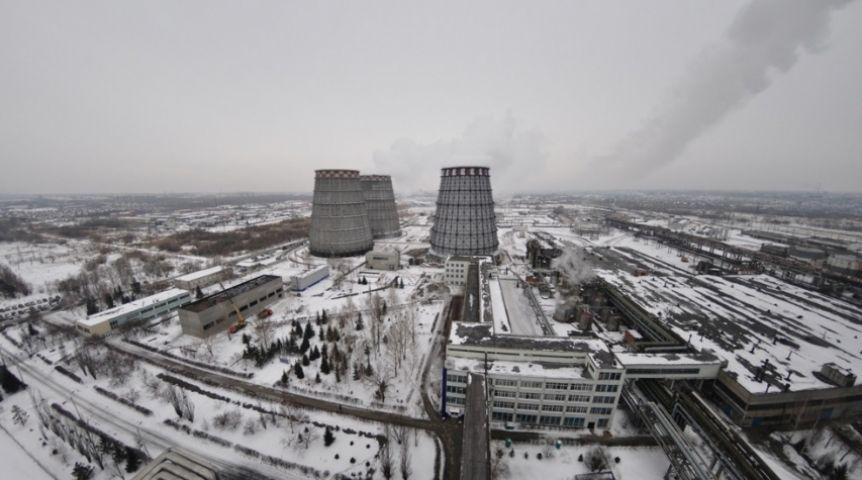 Омичей предупреждают оремонте оборудования наТЭЦ-5