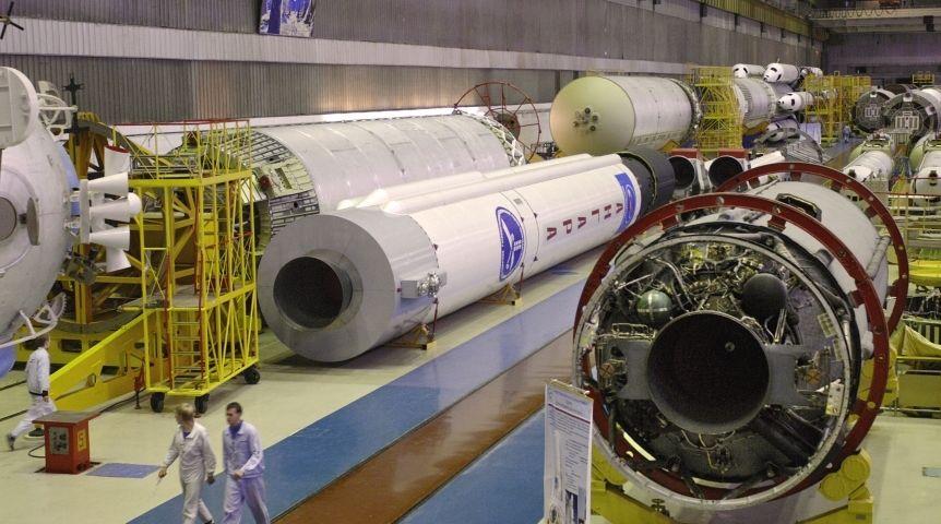 Омская ракета «Ангара» неполетит в следующем году