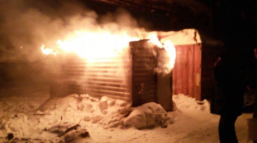 ВОмске произошел пожар вмикрорайоне «Старгород»