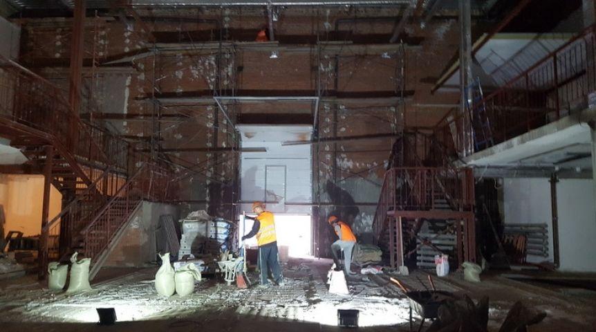 Заработную плату строителям омской «Галерки» выплатили только после угрозы голодовки