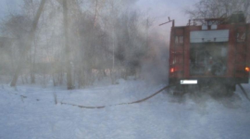 2-х граждан Омской области погубило неосторожное обращение с огнём