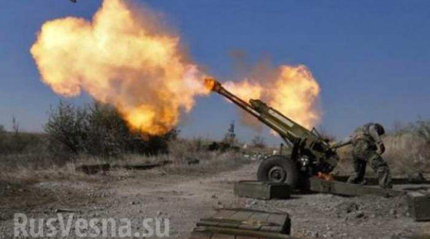 ЛНР: украинские силовики готовят наступление врайоне Дебальцева