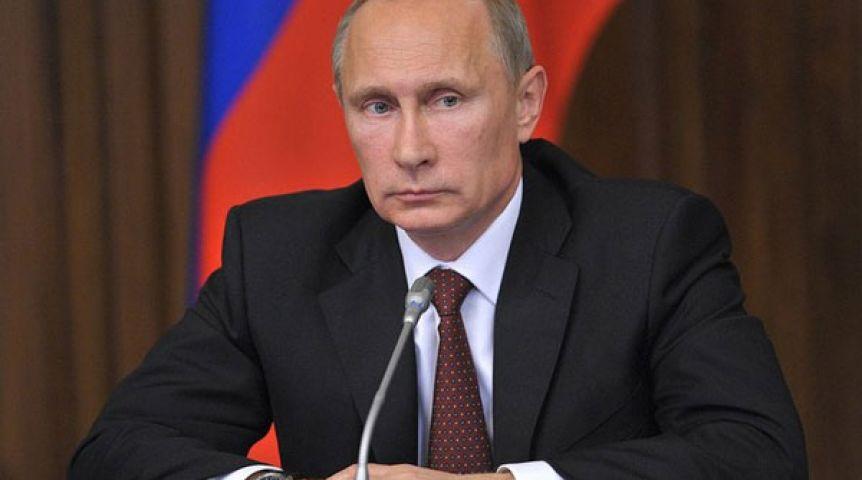 Путин: Усилить борьбу стеррором вответ наубийство посла