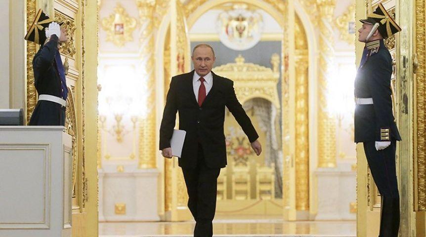 Предлагаю запустить программу развития цифровой экономики— Путин