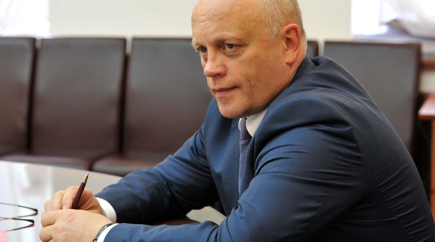 Дюмин выразил сожаления всвязи с смертью детей вДТП вХМАО