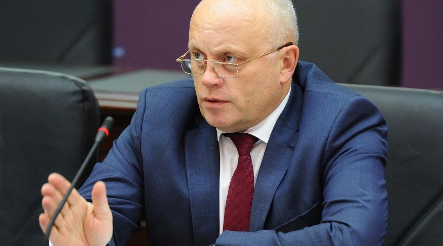 Сергей Левченко примет участие всовете при полпреде Президента Российской Федерации вСФО