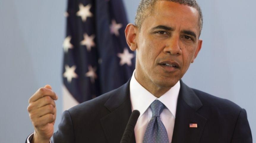 Обама пригласил Трампа начай