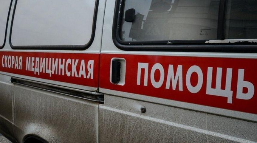 ВОмской области шофёр сбил молодую женщину и исчез
