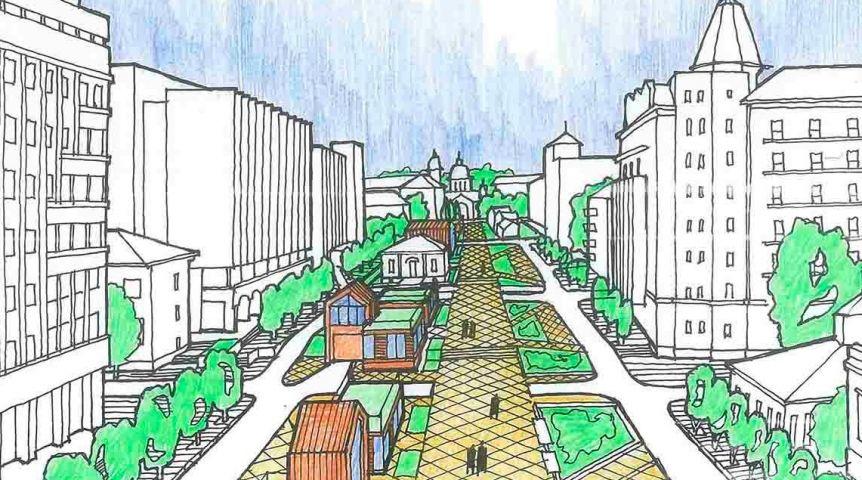 Омичи выберут новый имидж улицы Тарской