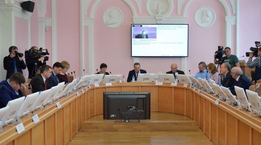 Конкурсную комиссию поотбору претендентов вмэры Омска возглавил Тодоров изПенсфонда