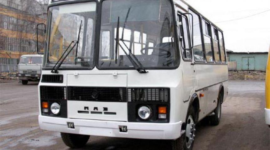 ВОмске нетрезвый шофёр автобуса устроил ДТП