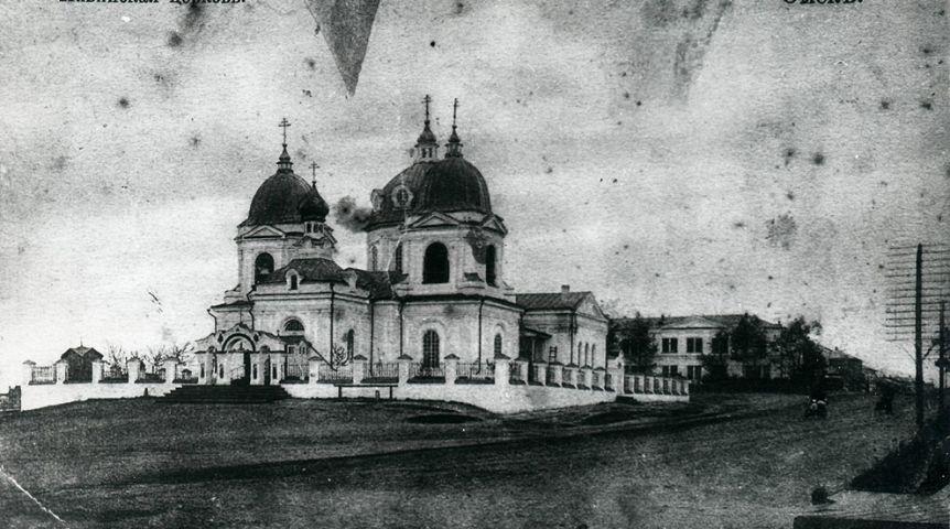 Полежаев задумал восстановить Свято-Ильинский храм
