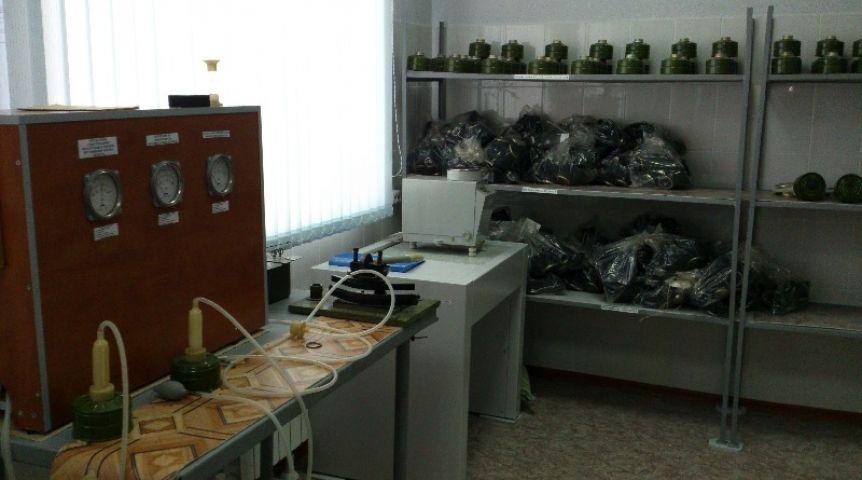 ВОмской области проверили качество 77 тыс. противогазов