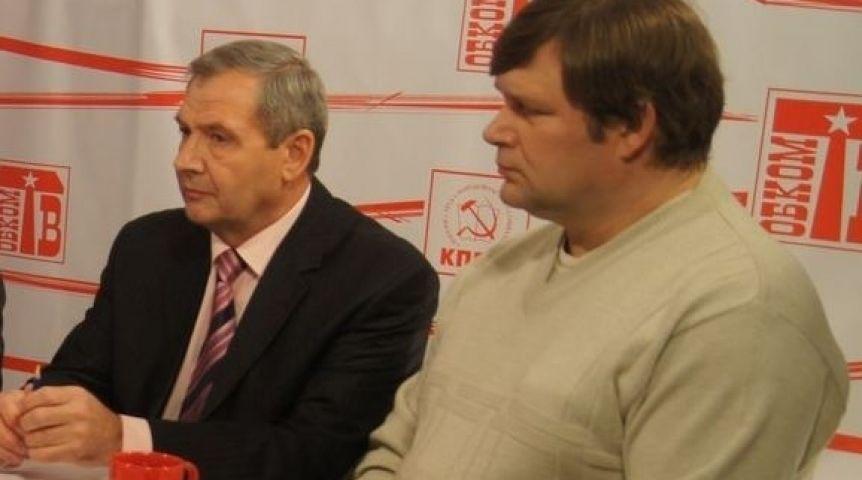 Назаров потребовал отставки руководителя Кормиловского района Матиенко