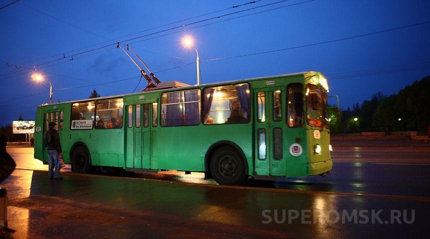 Поомским дорогам вновь поедет троллейбус №8
