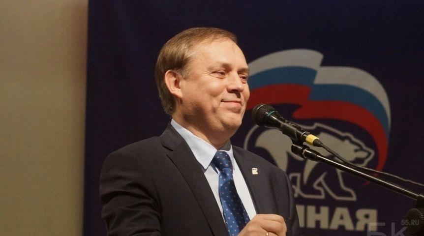Юрий Тетянников рассчитывает, что нового главы города Омска выберут вначале лета