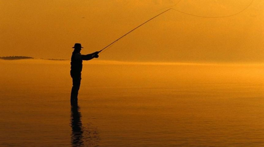 ВОмской области 47-летний рыбак провалился под лёд и потонул