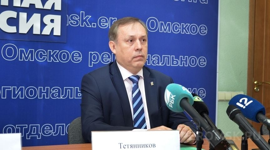 Прошлый спикер Омского горсовета Алексеев вновь принял решение стать депутатом