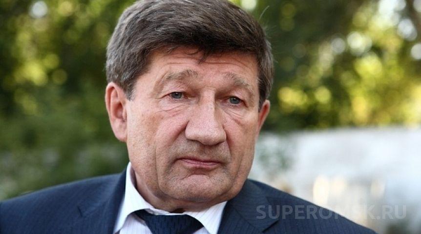 Мэр Двораковский выступит спрощальной речью перед омичами