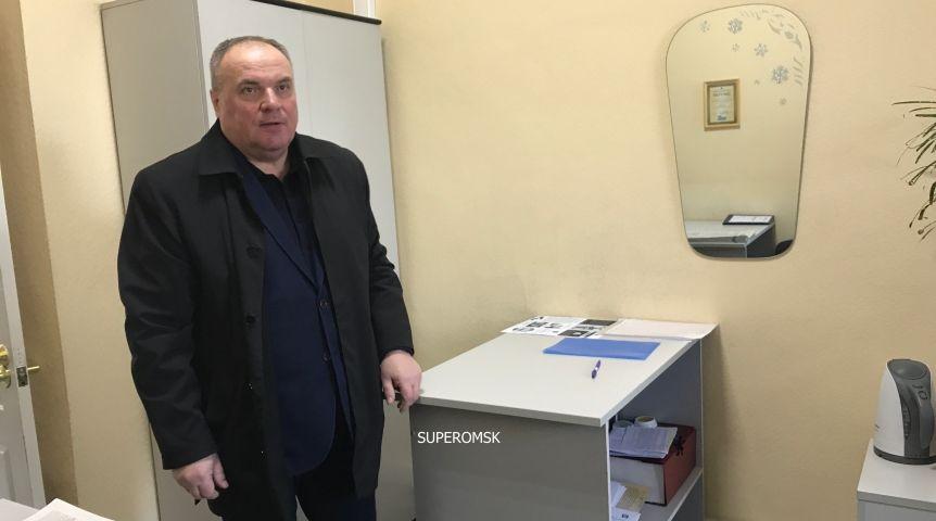 Куприянов официально заявился вкачестве кандидата напост главы города Омска