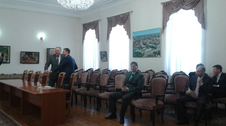 Круг претендентов вмэры Омска сузился до 2-х человек