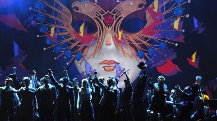 Номинанты илауреаты «Золотой маски» выступят наомской сцене