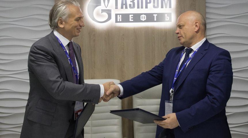 Газпром нефть расширяет поставки битумных материалов вОмскую область