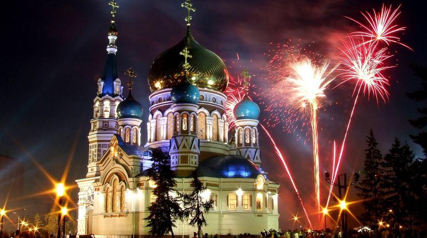 Салют наДень города пройдет только уОмской крепости
