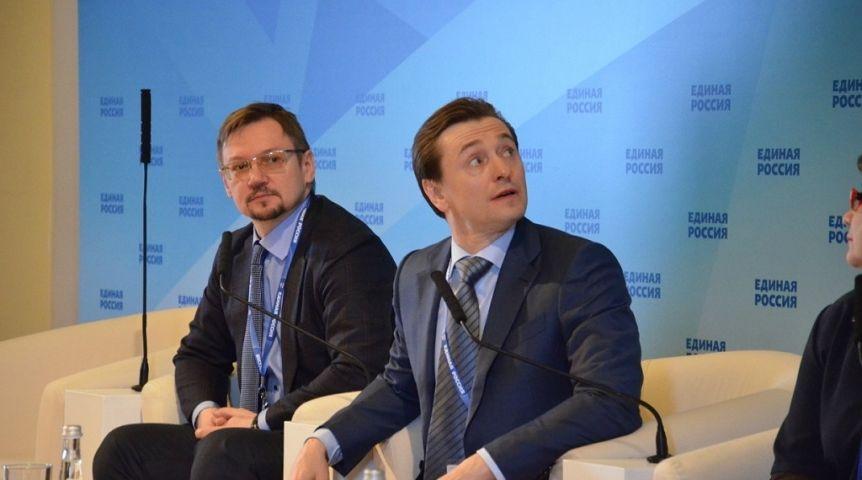 «Единая Россия» запустила новый партийный проект «Театры— детям»