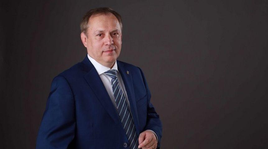 Юрий Тетянников занял пост вице-мэра Омска