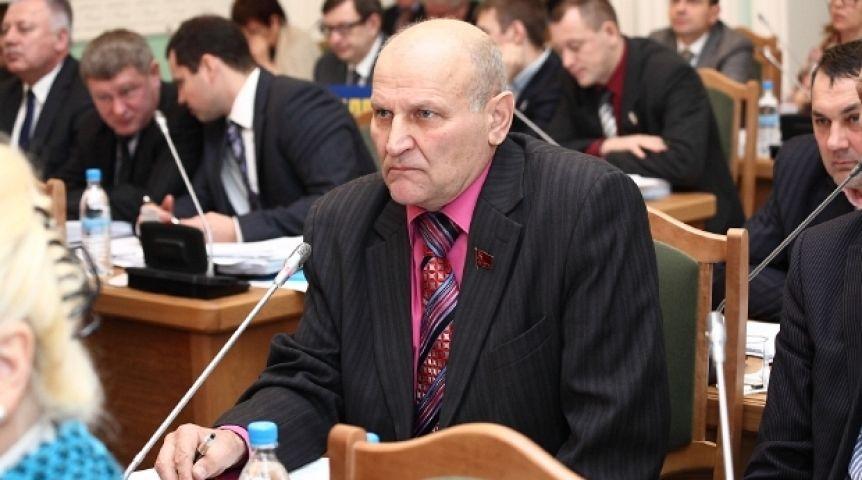 Список претендентов в народные избранники горсовета Омска отКПРФ возглавил Алехин
