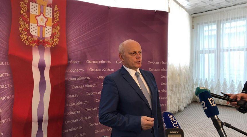 Губернатор Омской области желает «подсадить» китайцев намороженое исгущенку