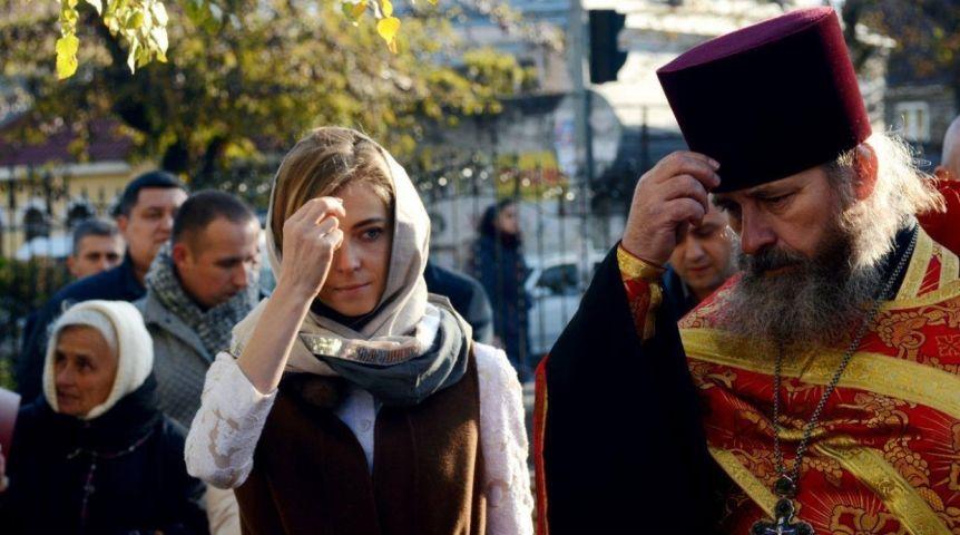 Молитвенное стояние против «Матильды» в столице  состоялось без Поклонской