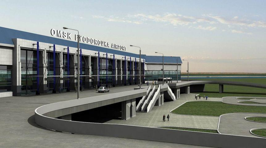 «Новапорт» готов управлять 2-мя аэропортами Омска— действующим ибудущим