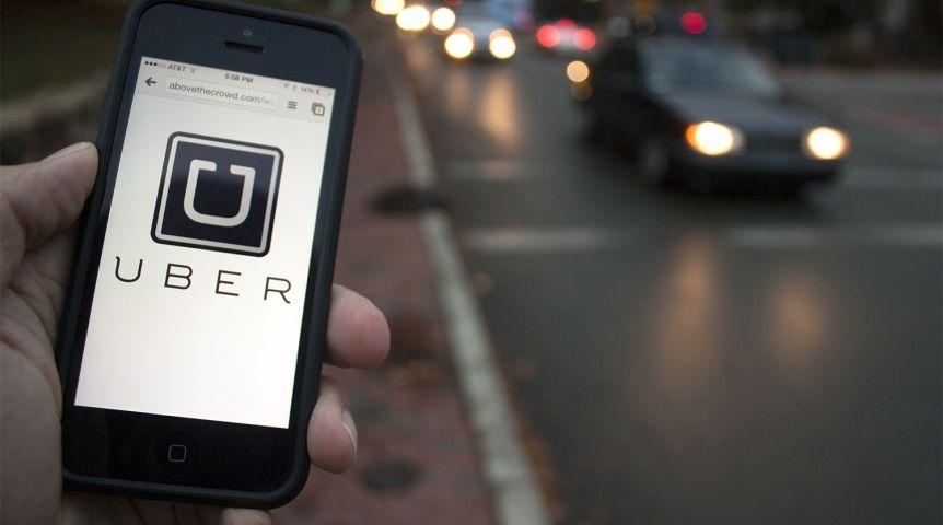 Uber стал главным заграничным налогоплательщиком Омской области